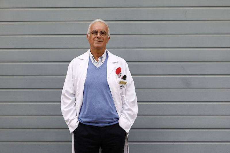 """f4bd8132d Luís Manuel Costa Dias Pereira tem uma longa carreira ( e vida) ligada à  oftalmologia. """" A decisão de me dedicar quase de forma exclusiva à  estrabologia ..."""
